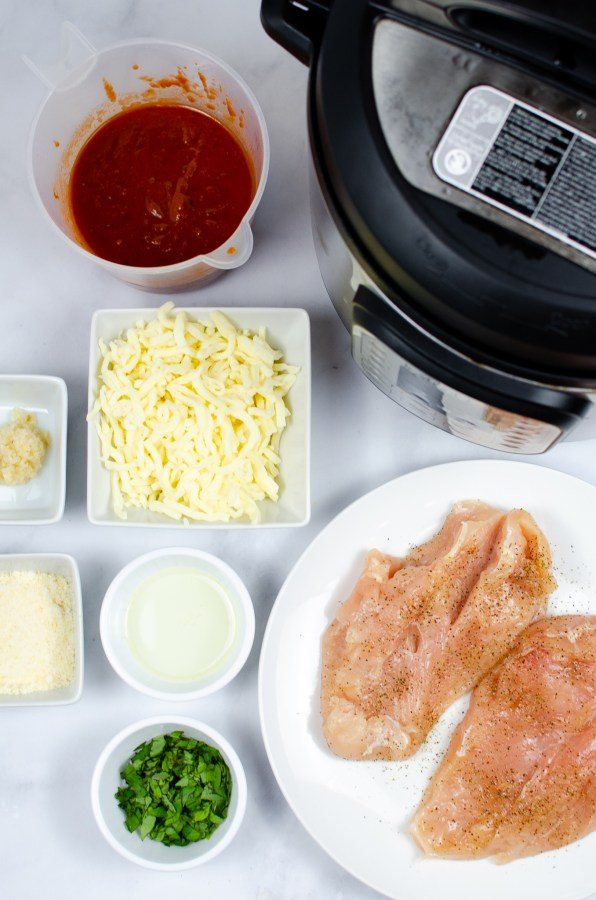 Instant Pot Chicken Parmesan How to make it (2)