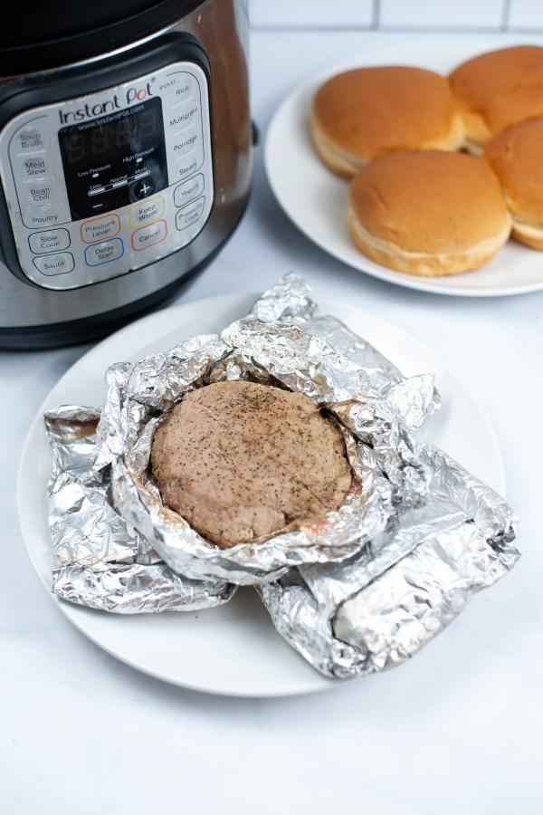 Cook Turkey Burgers