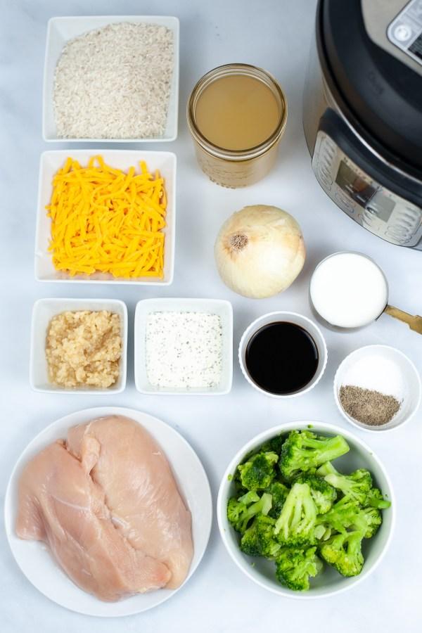 Broccoli chicken casserole Ingredients