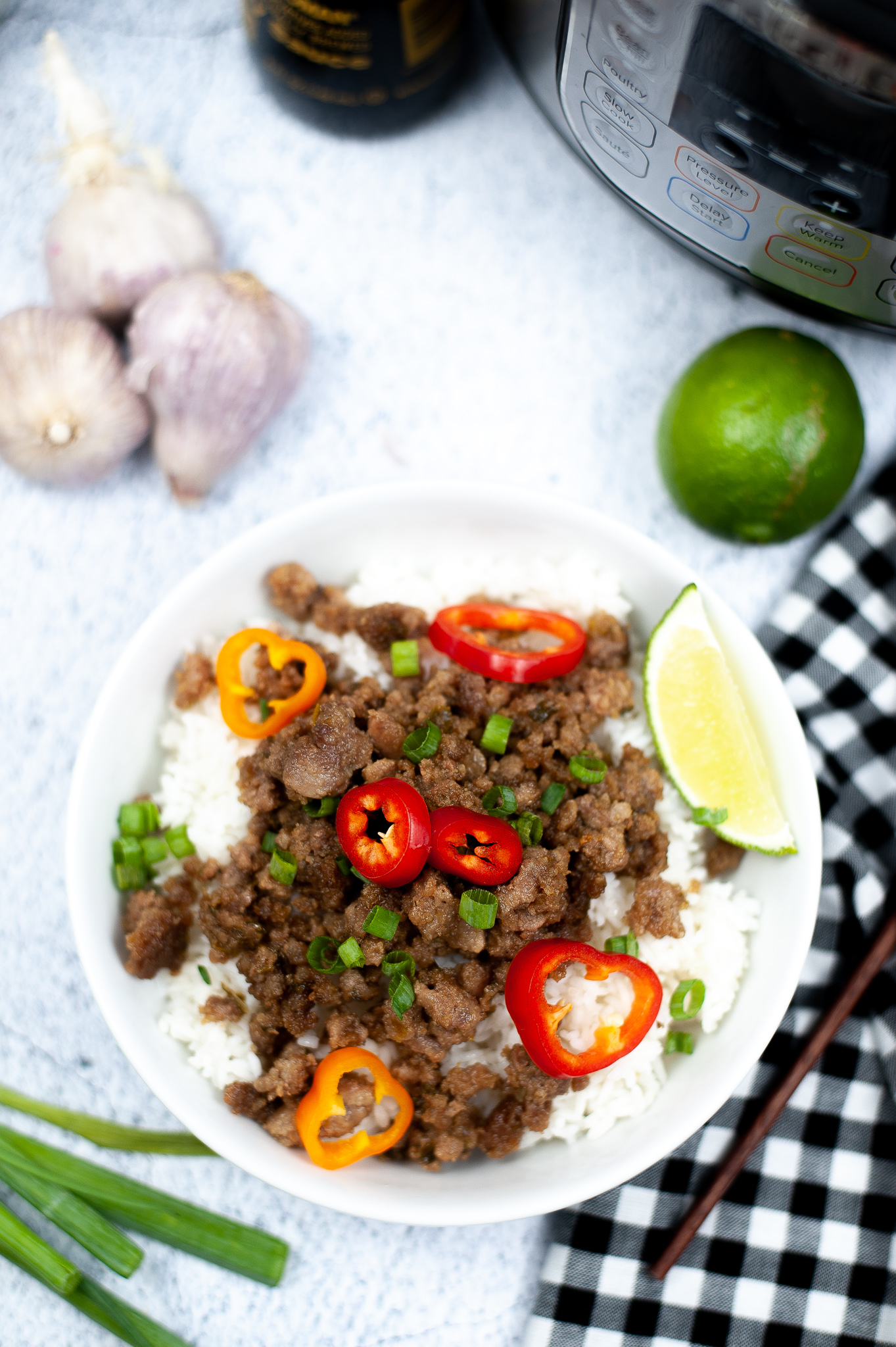 """Featured image for """"Instant Pot Vietnamese Pork"""""""