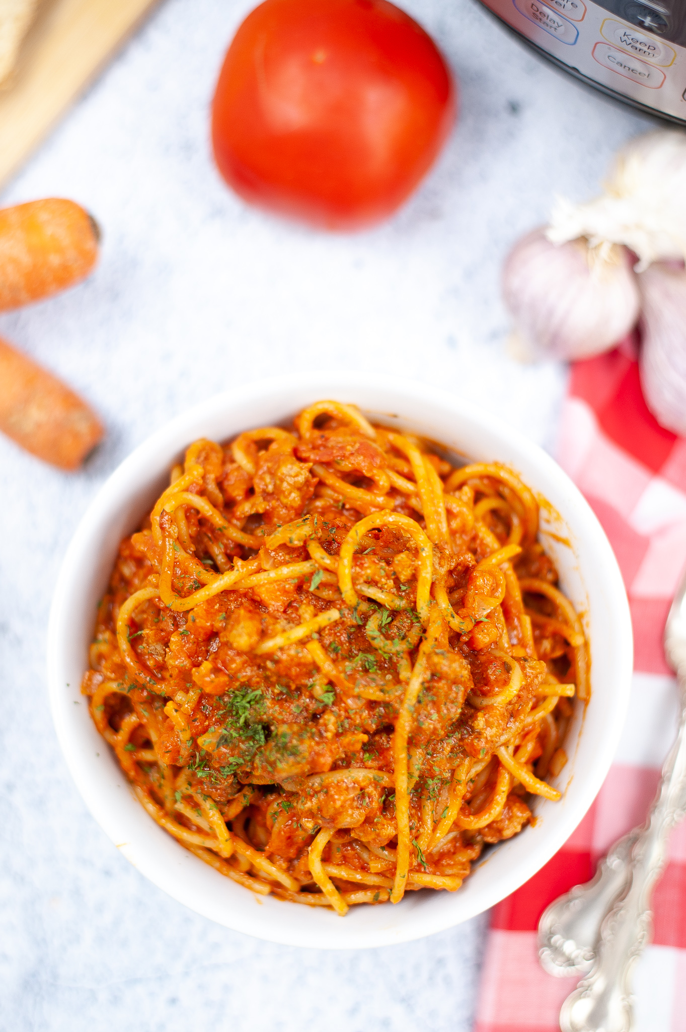 """Featured image for """"Instant Pot Bolognese"""""""