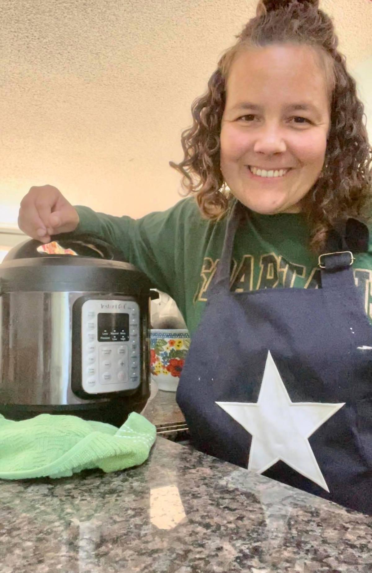Kelley Easy Instant Pot Recipes