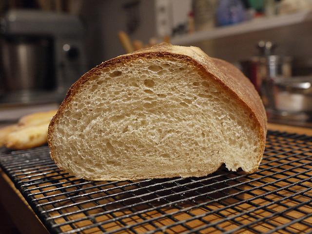 Italian Bread Machine Bread Recipe