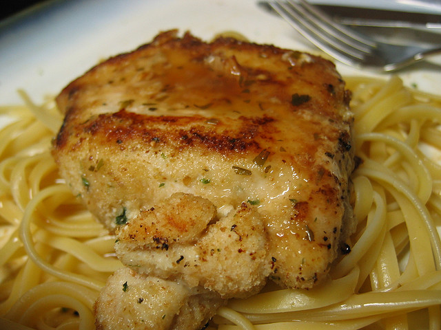 Italian Chicken Marsala Recipe
