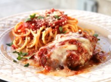 Italian Chicken Parmigiana - Parmesan Chicken Recipe (VIDEO)