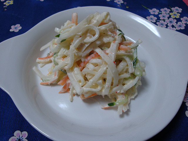 Italian Coleslaw Recipe