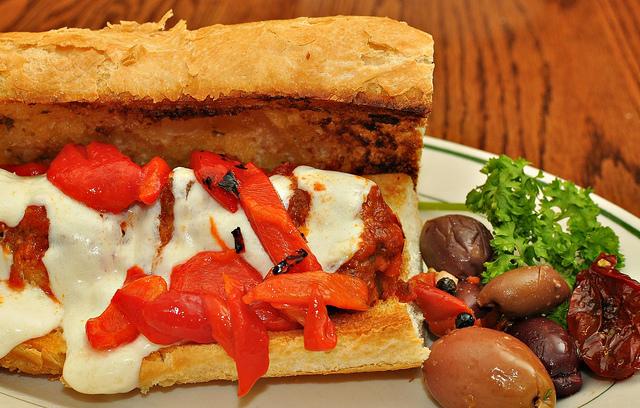 Italian Grinder Sandwich Recipe
