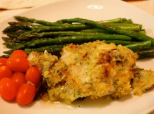 Italian Halibut Recipe