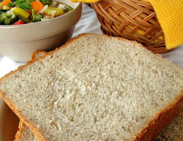 Italian Herb Bread (Bread Machine) Recipe