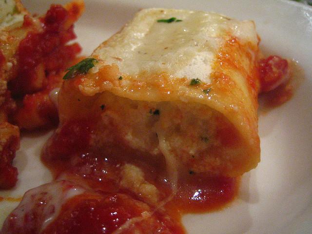 Italian Manicotti Recipe Easy Italian Recipes