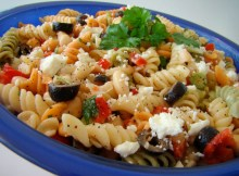 Italian Pasta & Bean Salad Recipe