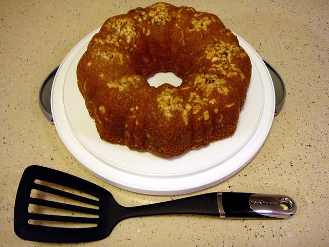 Italian Rum Cake Recipe