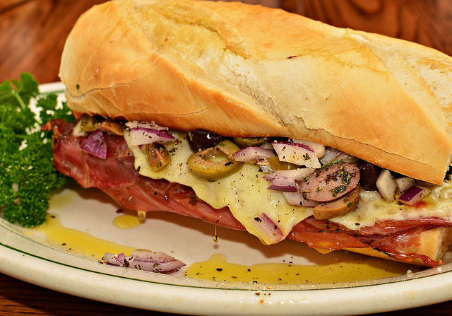 Italian Submarine Sandwich Recipe