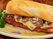 Italian Submarine Sandwich Recipe