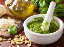 Grundlegende Pesto Sauce Rezept
