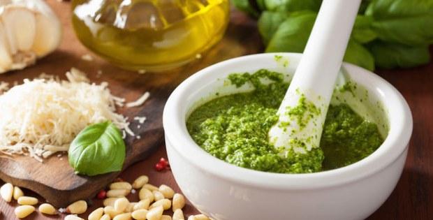 Basic Pesto Sauce Recipe