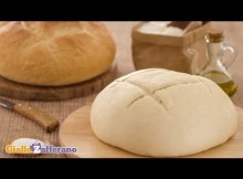Bread dough - Italian recipe (VIDEO)