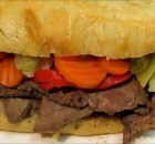 Chicago Italian Beef Recipe - How To Make Italian Beef Sandwiches (VIDEO)