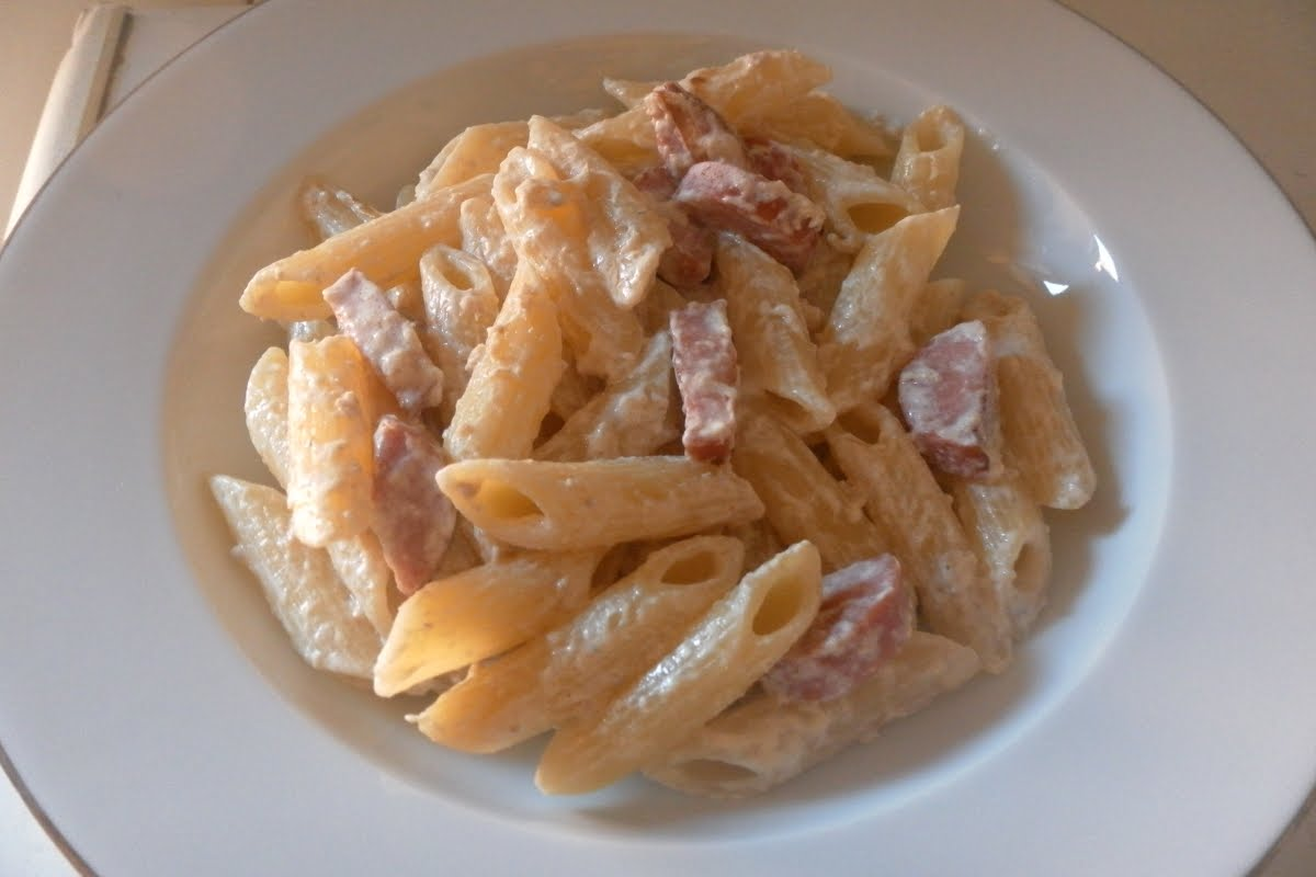 Creamy tuna pasta recipe italian recipe video easy italian creamy tuna pasta recipe italian recipe video easy italian recipes forumfinder Choice Image
