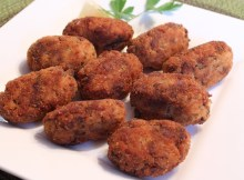 Italian Rice Croquettes - Arancini - Rice Balls Recipe (VIDEO)