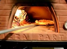 Recipe for Wood Fired Pizza Oven! PIZZA - ITALIAN FOOD ITALIAN PIZZA OVEN special (VIDEO)