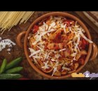 Spaghetti amatriciana - original Italian recipe (VIDEO)
