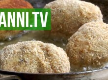 Suppli al Telefono (Arancini), Italian Recipe (VIDEO)