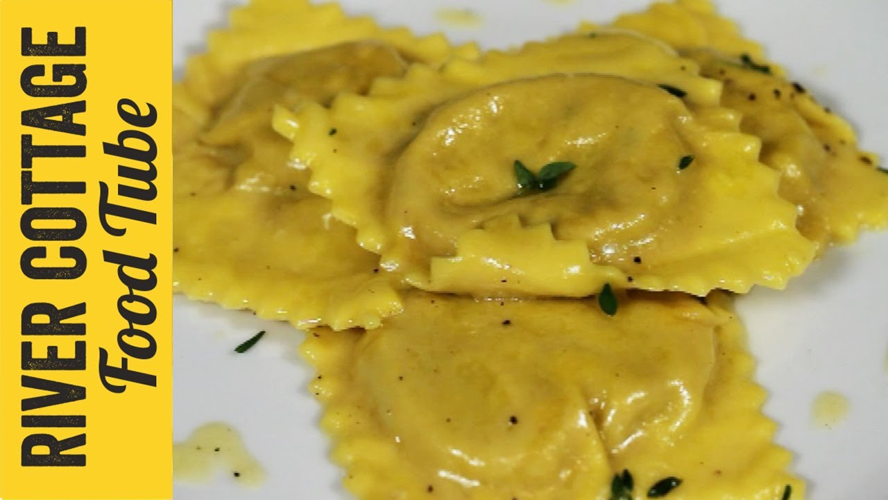 Crab Ravioli Recipe (VIDEO)