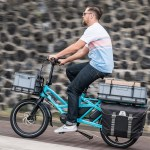 Tern GSD Cargo Bike for Business