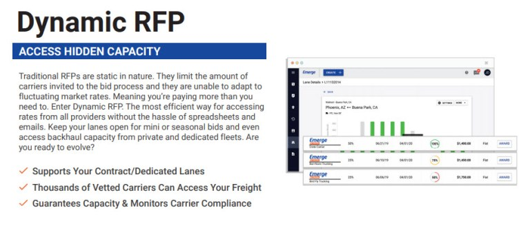 RFP Template for Freight