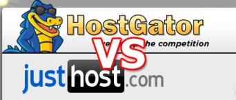 Hostgator vs JustHost Uptime And Response Time