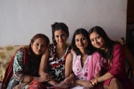 Relations among sisters