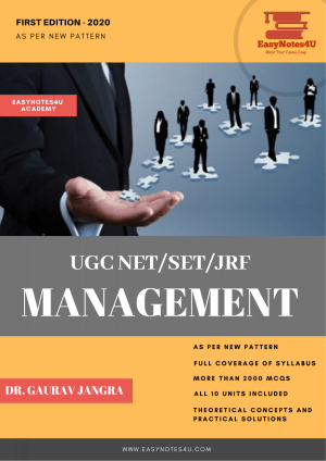 UGC NET Management Notes & Study Material