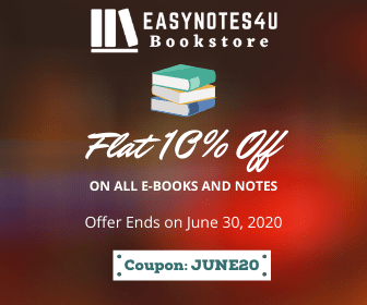 Book Sale: Flat 10% off on all UGC NET eBooks & Notes