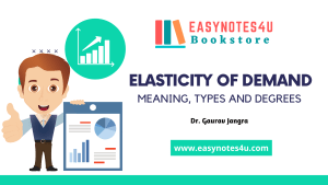 Elasticity of Demand: Meaning, Degrees & Types – Business Economics