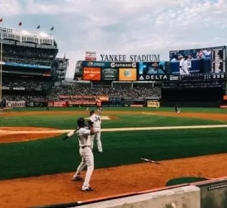 Yankee Stadium Professional Game