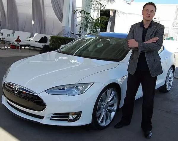 Elon Musk - Entrepreneur and Tesla CEO