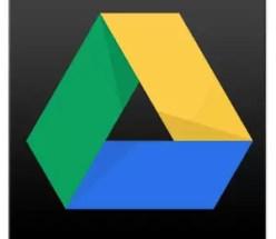 Google Drive file storage