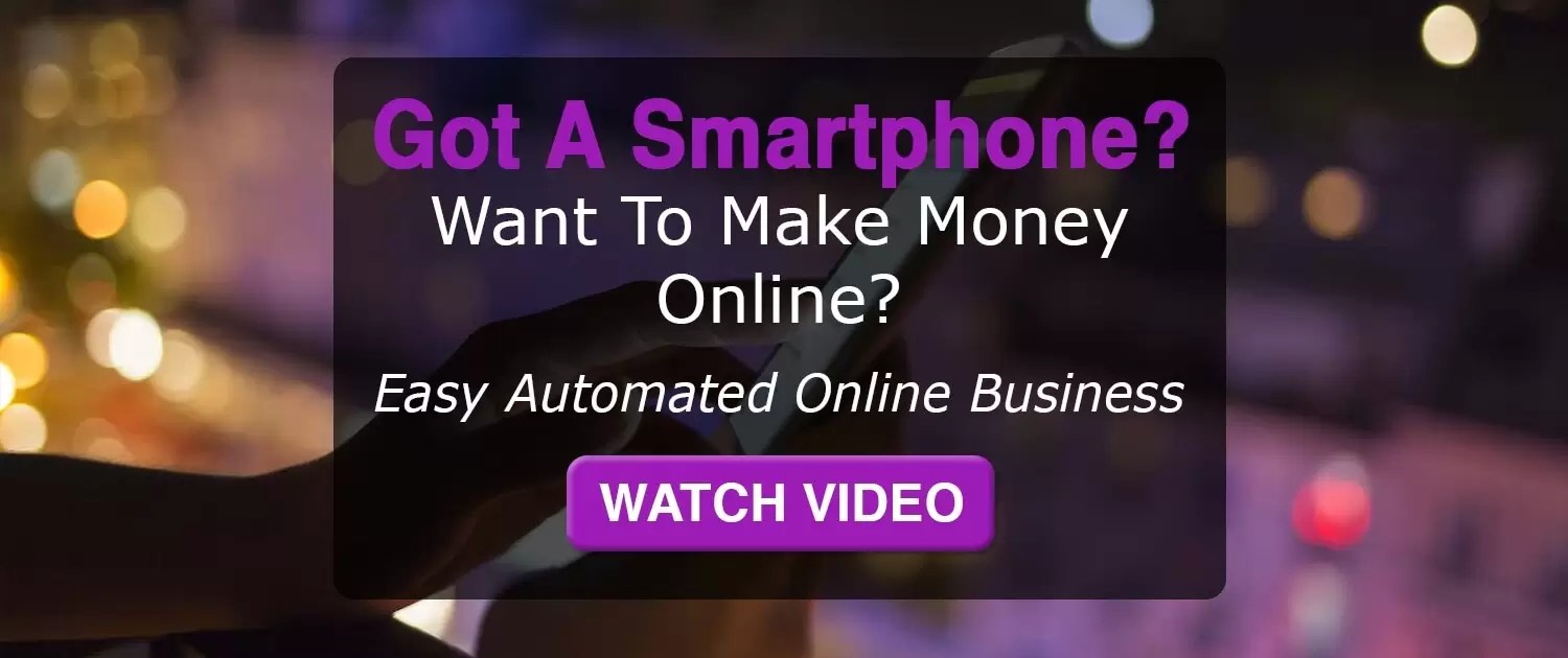 Smartphone to Make Money Online
