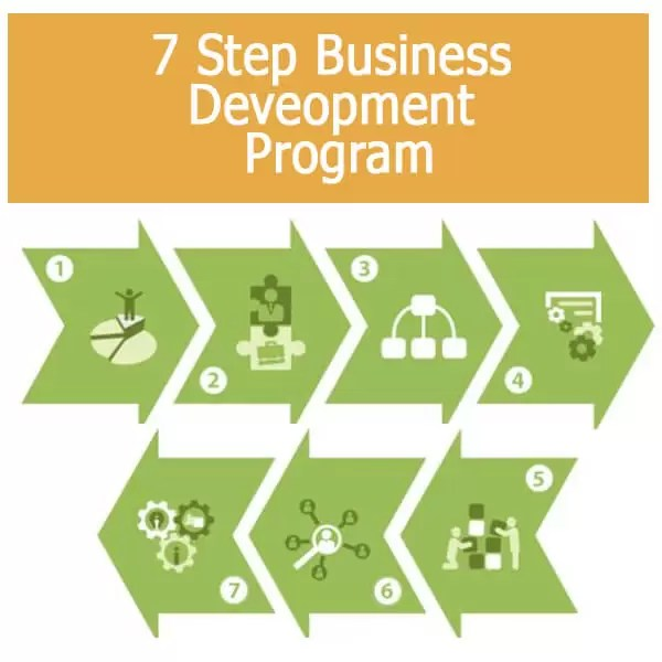 7 Step Business Development Program