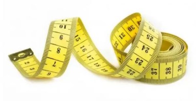 Data Measurement - measuring tape