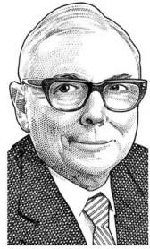 Warren Buffet's friend- Billionaire Charlie Munger
