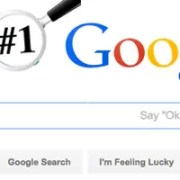Be No. 1 on Google Rankings