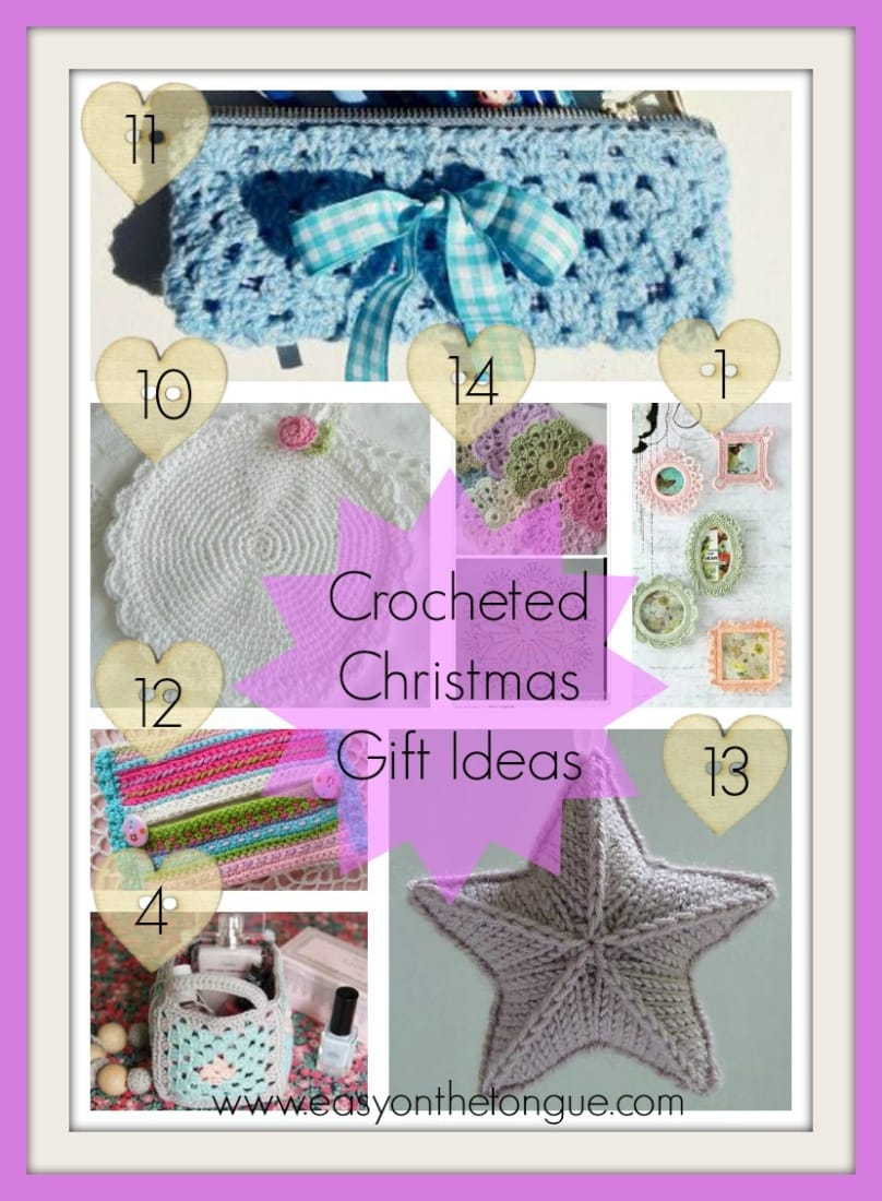 Crocheted Gift Ideas 1 Christmas Gift Ideas   Part 4