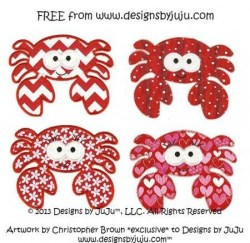 DesignsbyJuJu 15 Sites that offer Free Embroidery Designs