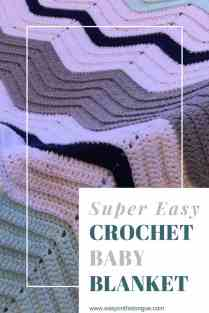 Super Easy Crochet Baby Blanket Pinterest Join our 'Mint' Baby Shower for special inspiration