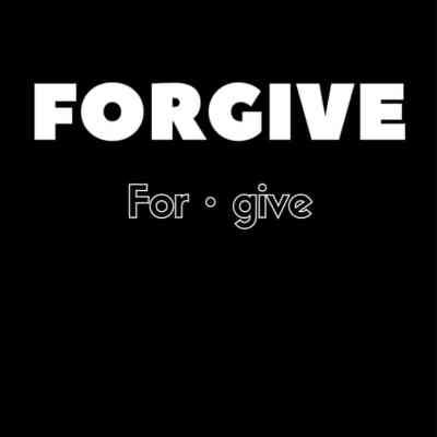 Will 'Forgive' really set you free?