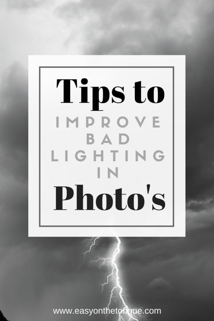 How to get rid of bad lighting in Photos Pinterest How to Get Rid of Bad Lighting in Your Photography