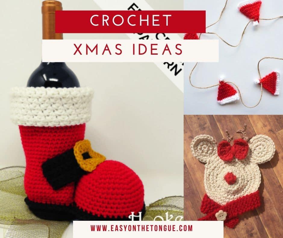 Crochet And Knitting Christmas Gift Ideas