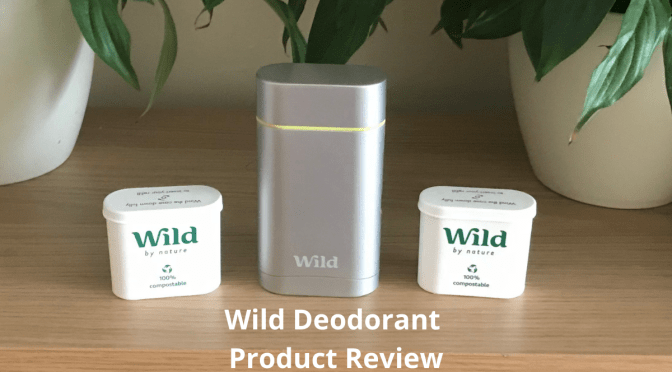 Wild Deodorant – Product Review